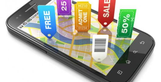 m-commerce. App móviles