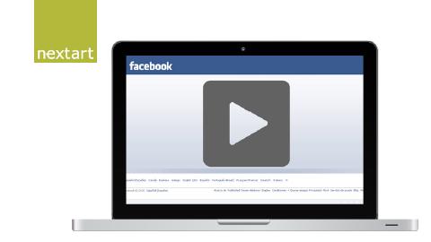 Facebook anuncios en video